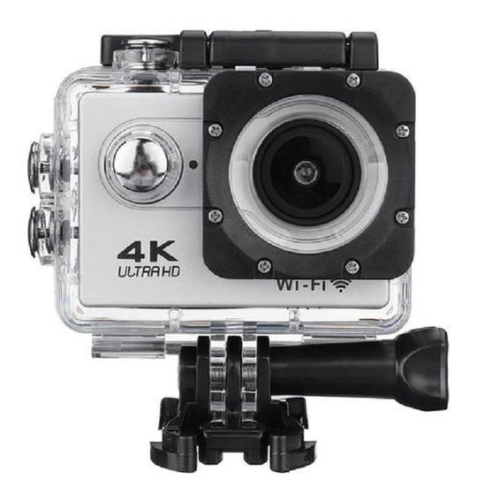Câmera Action 4k Sport Go Cam Pro Ultra Wifi Hd Prova Dágua