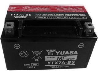 Bateria Yuasa Ytx7abs Zanella Styler 150 Solo Fas Motos!