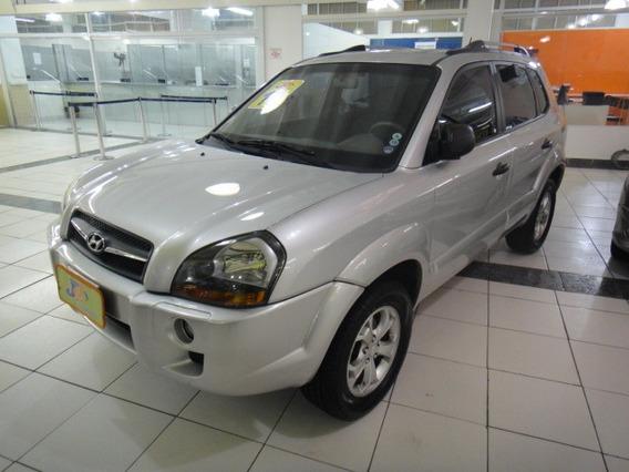 Hyundai Tucson 2.0 Gls 4x2 Aut. 5p Completo Abs 2008 Prata