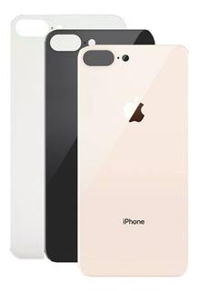 Tampa De Vidro Traseira iPhone 8 Plus 5.5 Polegadas Com Cola