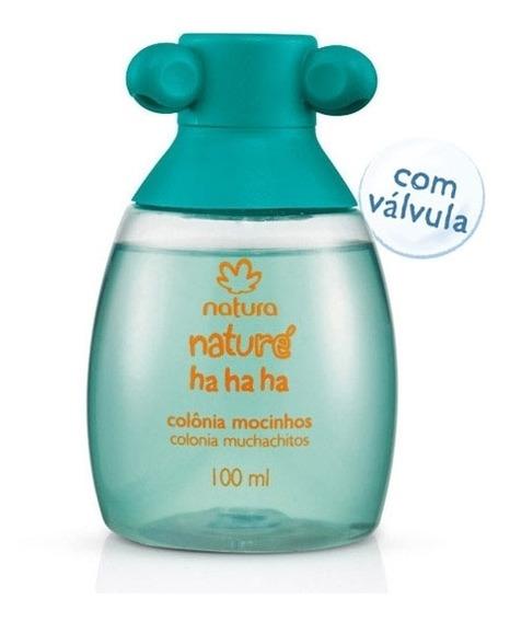 Perfume Natura Naturé Ha Ha Ha Colônia Mocinhos 100 Ml