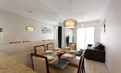 Apartamento Tatuapé Novo - 2 Dorms, 2 Vagas