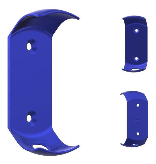 Suporte Azul De Parede Painel Google Home Mini Acessório