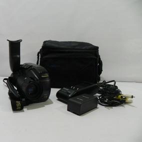 Filmadora Panasonic Pv-iq244 Palmcorder - Usado Com Defeito
