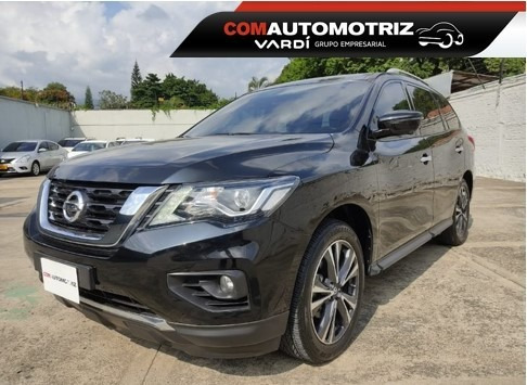 Nissan Pathfinder Exclusive Id 39215 Modelo 2019
