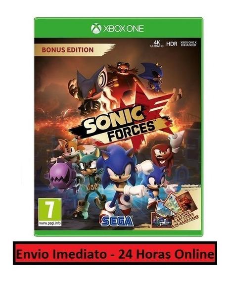 Sonic Forces Jogo + Todas Dlc