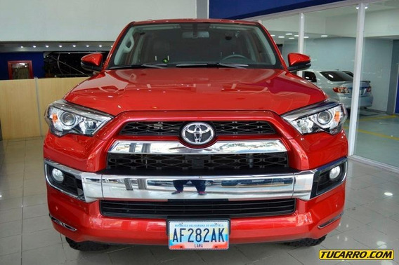 Toyota 4runner Limited-automatico