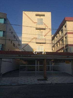 Apartamento Com 1 Dormitório À Venda, 37 M² Por R$ 160.000,00 - Campo Da Aviação - Praia Grande/sp. Ref: Ap1943. - Ap1943