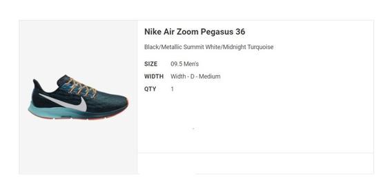 Tenis Nike Pegasus 36.sob Encomenda Direto Eua