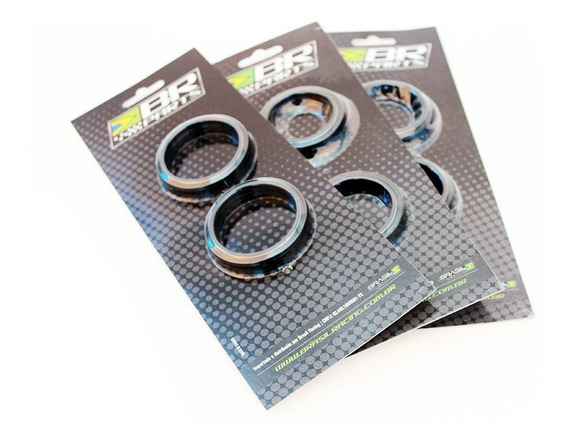 Retentor De Garfo Br Parts Yz/yzf 250 04/18- 48x58x8.5/10