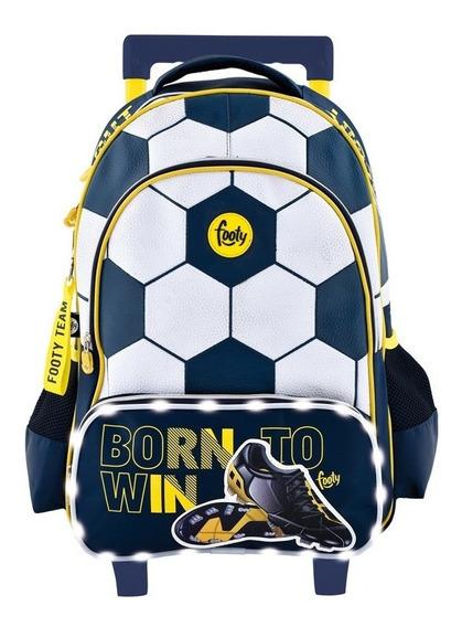 Mochila Carrito Born To Win 18