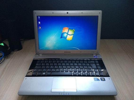 Notebook Samsung Core I3 4gb 500hd Pronto Pra Uso