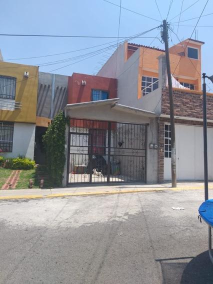 Venta De Casa En Cumbres Del Sol Nicolas Romero, Pegado Al F