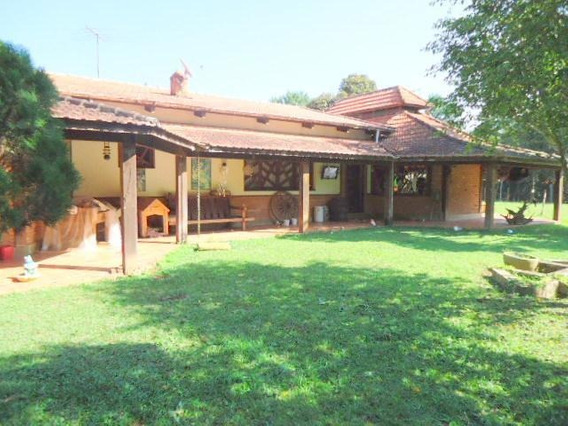 Chácara Com 3 Dormitórios À Venda, 8000 M² Por R$ 620.000 - Colina Bandeirante - Vargem Grande Paulista/sp - Ch0170
