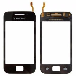 Touch Samsung S5830 Galaxy Ace Preto Frete Fixo R$15,00