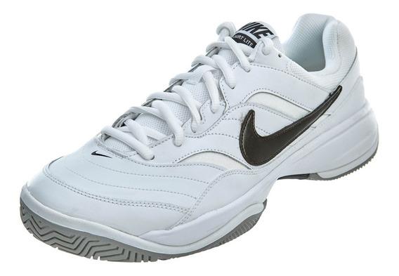 Zapatillas Nike Court Lite Tenis Hombre Nueva 845021-100