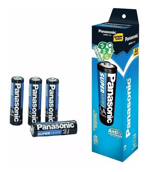 Pilha Panasonic Aa Atacado Caixa Fechada 60 Pilhas