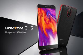 Celular Smartphone Homtom S12 Tela 5.0 Quad-core 1gb 8gb