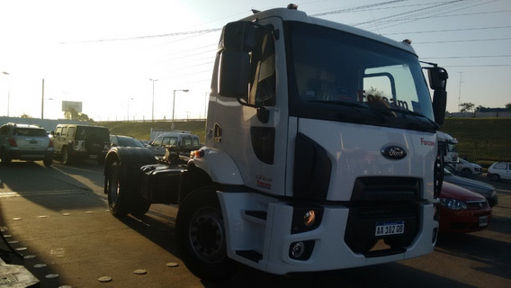 Ford Cargo 1723 Tractor 2016