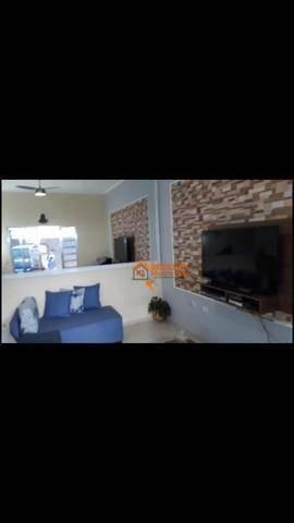 Sobrado Com 3 Dormitórios À Venda, 360 M² Por R$ 530.000,00 - Água Chata - Guarulhos/sp - So0764