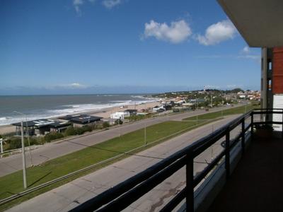 Dpto Frente Al Mar Premium Pta Mogotes, Mar Del Plata