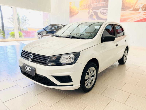 Imagem 1 de 11 de Volkswagen Voyage 1.6l Mb5 2020