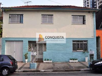 Ref.: 250200 - Casa Em Sao Paulo, No Bairro Ipiranga - 3 Dormitórios