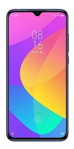 Celular Smartphone Xiaomi Mi 9 Lite 128gb Azul - Dual Chip