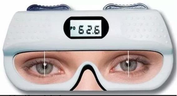 Pupilometro Digital Portátil Marca Dp E Dnp (promoção)