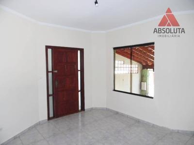 Casa Residencial Para Locação, Residencial Boa Vista, Americana - Ca0901. - Ca0901