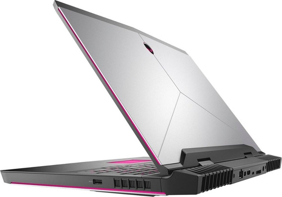 Notebook Alienware I7-7700hq 2.8ghz-16gb-128ssd+1tb-17 -gtx