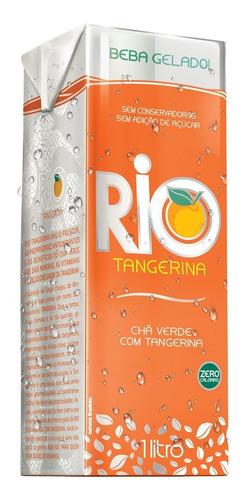 Chá Rio Verde Com Tangerina 1l