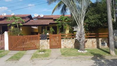Casa Linear Com 3 Dormitórios À Venda Por R$ 395.000 - Itaipu - Niterói/rj - Ca0858