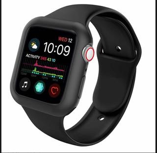Capa De Silicone Para Apple Watch 42mm