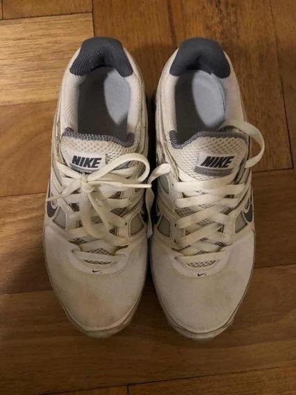 Tênis Nike Shox Branco Tamanho 36