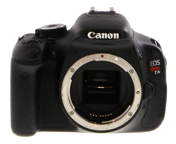 Câmera Canon T3i (somente Corpo) - Novíssima