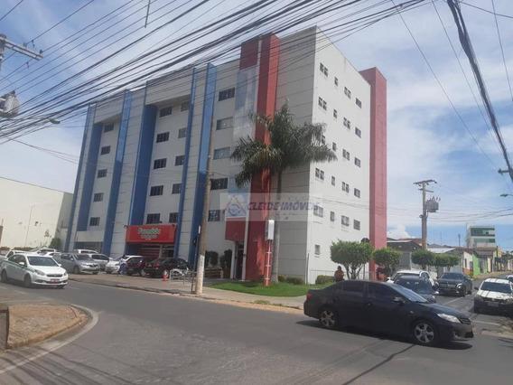 Sala À Venda, 38 M² Por R$ 200.000,00 - Bandeirantes - Cuiabá/mt - Sa0104