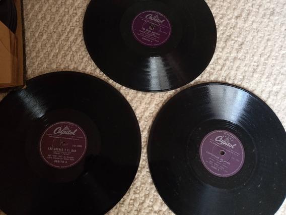 Discos 78 Rpm Carlos Gardel - Rca Victor Y Odeon