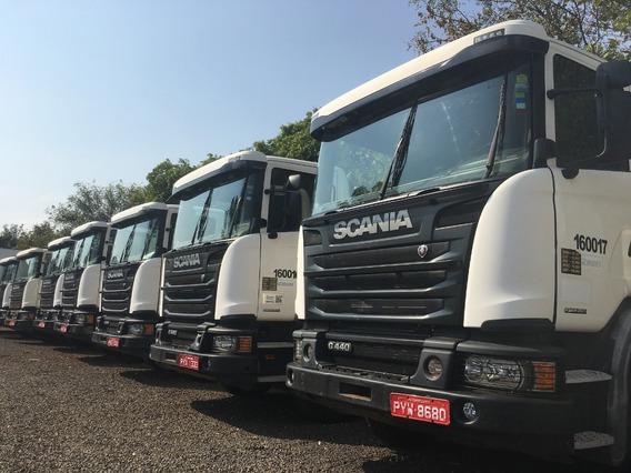 Scania G440 6x4 Bug Pesado 2016/2017