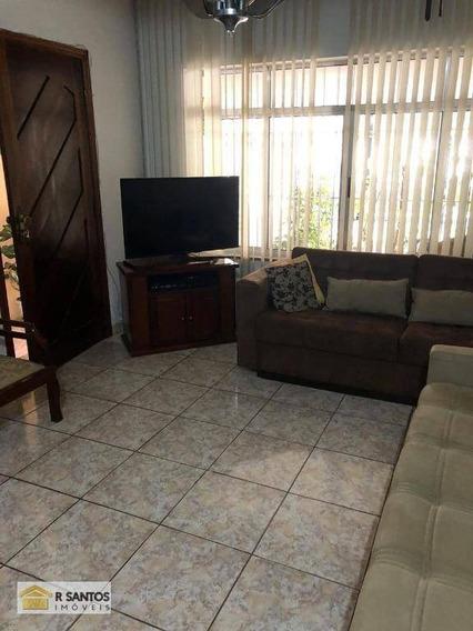 Sobrado Com 2 Dormitórios À Venda, 100 M² Por R$ 500.000 - Jardim Aeroporto - São Paulo/sp - So1316