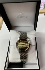 Relógio Automático Orient Fab0000du9 Original + Caixa 3 Star