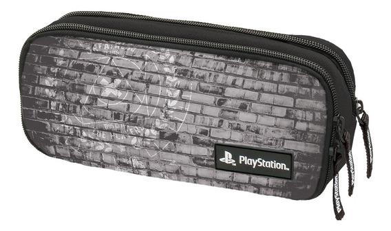 Estojo Duplo Playstation Style - U