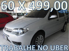 Fiat Palio Fire Flex Completo Entrada + 60 X 499,00 Fixas