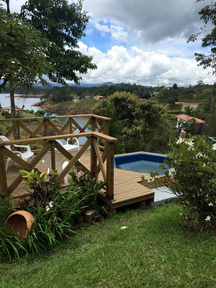 Alquiler Finca D Recreo En Guatape Vista Al Lago