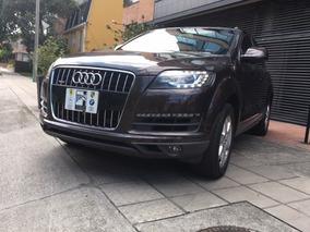 Audi Q -7 Blindada