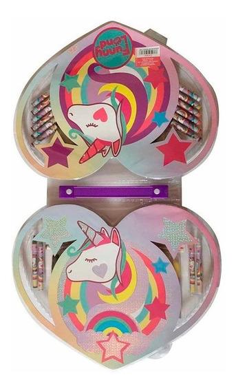 Unicornio Set De Arte 56 Pcs Ck009
