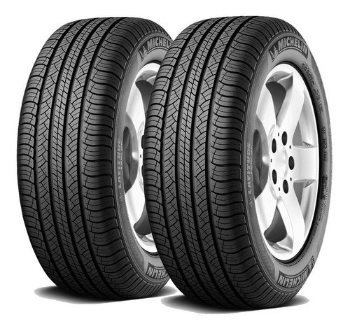 Kit X2 Neumáticos 265/45/21 Michelin Latitud Tour Hp 104 W