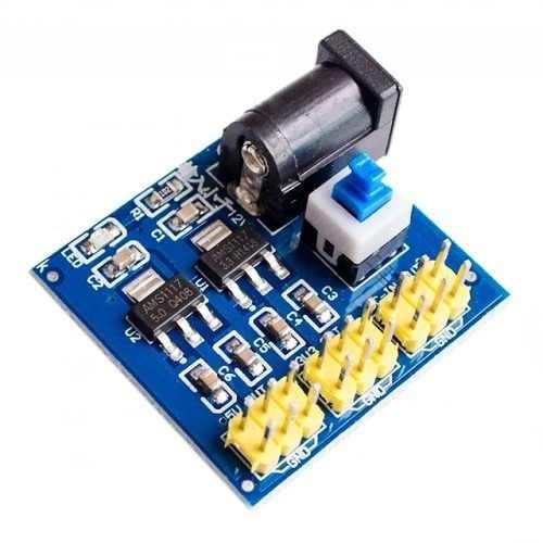 Modulo De Potencia Salida Multiple De Conversion De Voltaje
