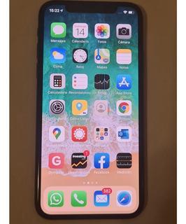iPhone X 64gb Liberado Impecable