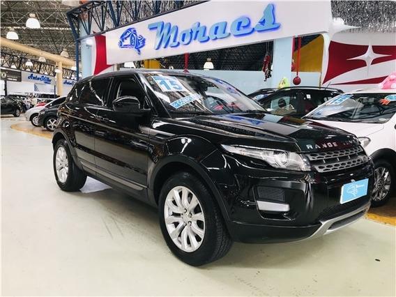 Land Rover Range Rover Evoque 2.0 Pure Tech 4wd 16v Gasolina